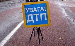 ДТП на ЖД станции «Роковатая». Автомобиль «Москвич» превратился в металлолом