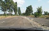 Все для людей: В Долгинцевском районе ремонтируют дорогу, кладут плитку и приводят в порядок клумбы
