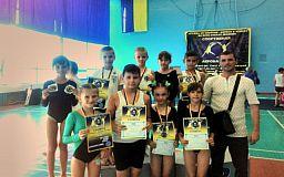 Криворожские акробаты заняли призовые места на турнире в Днепре