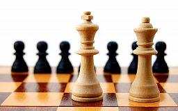 В Кривом роге прошел шахматный турнир «Белая королева»