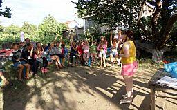 На «Парусах надежды»: В лагере детей учили беречь электроэнергию