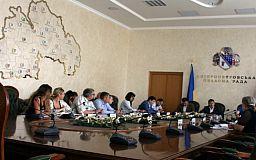 В Днепропетровской области предлагают предоставить добровольцам АТО официальный статус