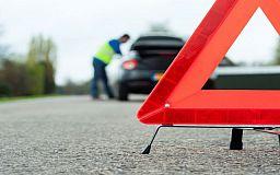 Mercedes «протаранил» Volkswagen. В Кривом Роге произошло ДТП с пострадавшими
