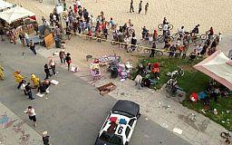 ДТП на пляже: Криворожанина сбил скутер в Железном Порту