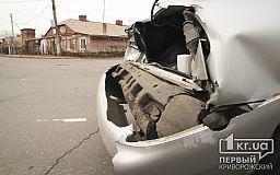 В результате ДТП в Кривом Роге пострадала пассажир