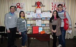 Криворізький комерційно-економічний технікум приєднався до акції «Червона стрічка»