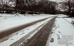 «Уборка снега в Кривом Роге ведется в дежурном режиме», - заммэра
