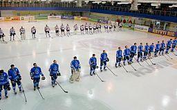 Хоккейный клуб «Кривбасс» уступил «Донбассу»