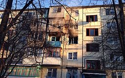 В Кривом Роге на пожаре погиб 68-летний мужчина