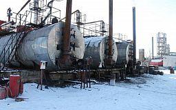 В Кривом Роге изъяли незаконно произведенного топлива на 7,2 миллиона гривен