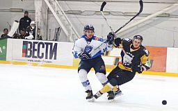 Хоккейный поединок - «Белый Барс» выигрывает у «Кривбасса»