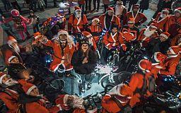 У Кривому Розі відбудеться новорічний велопробіг Дідів Морозів
