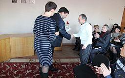У Тернівському районі подякували ліквідаторам аварії на ЧАЕС
