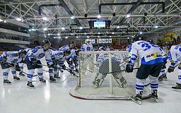 Хоккейный клуб «Кривбасс» сыграет со Сборной любительской лиги
