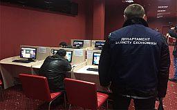 В Кривом Роге закрыли 13 подпольных игорных заведений
