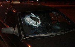 У Кривому Розі водій напідпитку постраждав у ДТП
