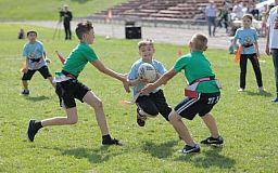 В январе юных криворожан познакомят с «овальным» мячом