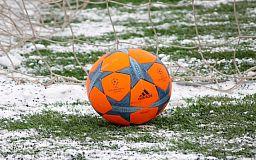 Футбольный поединок - «Горняк» против «Кривбасса»