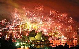 Как празднуют Новый год в Австралии