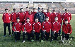 Футбольный клуб «Кривбасс» поздравляет горожан с Новым Годом