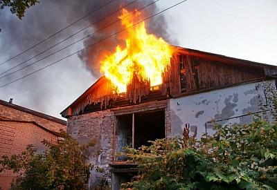 ВКривом Роге напожаре обнаружили тела 2 человек