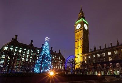 Новый год в великобритании картинки