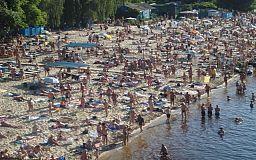 В Кривом Роге не открылся ни один пляж
