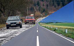 Как и чем украинские дороги отличаются от европейских