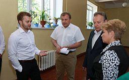 В Кривом Роге отремонтируют десять школ и садиков, благодаря субвенции из госбюджета, которой добился нардеп Константин Усов