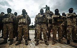Добровольцы Днепропетровской области получили официальный статус
