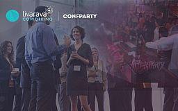 LivaRava Confparty: Прокачай себя и выйди на новый уровень бизнеса!