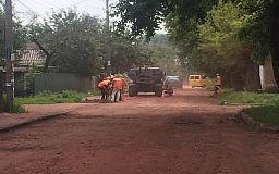В Долгинцевском районе начался ремонт «обещанной» дороги
