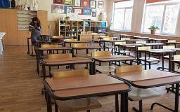 Карантин не повлияет на продолжительность обучения криворожских школьников, -  МОН Украины