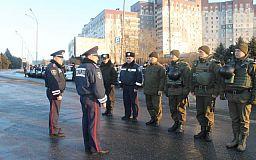 Криворожская полиция приступила к патрулированию города