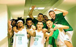«Кривбасс» серебряные призеры Кубка Украины по баскетболу