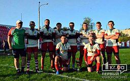Криворожские регбисты стали первыми чемпионами области