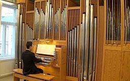 Концерт солистки Дома органной музыки и органиста из Франции