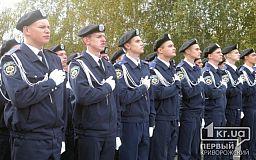 Службу в Нацполиции начинают курсанты Донецкого юридического института