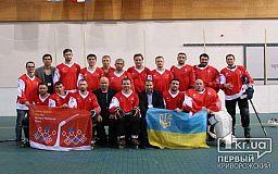 Криворожане сыграли в Чемпионате Европы по Инлайн-Скейтер хоккею
