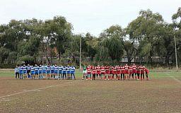 Регбийные клубы «Горняк-ПАО КЖРК» и «Днепр» встретились в Кривом Роге