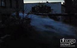 «Криворожтеплоцентраль» ремонтирует порыв трубы в Саксаганском районе Криворого Рога