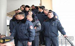 Полиция взялась расследовать правонарушения «Муниципальной гвардии»