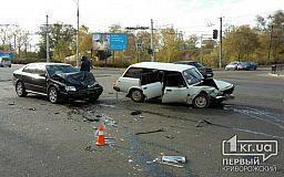 В результате ДТП в Кривом Роге пострадали 7 человек