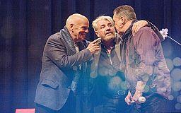 Премьера в Украине. Впервые Лицитис, Калныньш, Вилсонс и «Ежик в тумане» на одной сцене