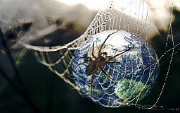 Знаете ли вы, что сегодня самая большая паутина...