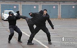 Криворожская патрульная полиция показала на что способна