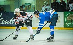 Хокеїсти з Кривого Рогу знову лідирують