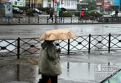 ВКривом Роге объявлено штормовое предупреждение