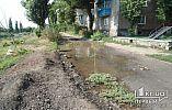Журчат ручьи: Массовые аварии на водопроводах Кривого Рога