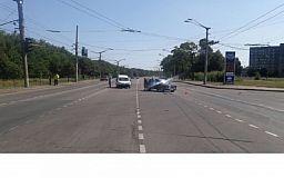 ДТП с пострадавшими: В Долгинцевском районе Рено столкнулся с ВАЗ